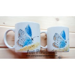 Kubki z Motylami