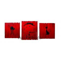 Koci Tryptyk w Czerwieni
