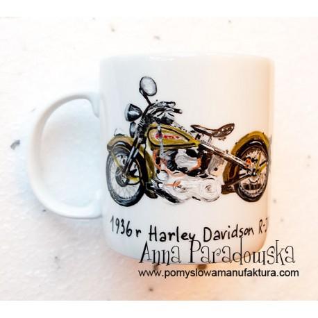 Kubek Harley Davidson 1936 R-JR